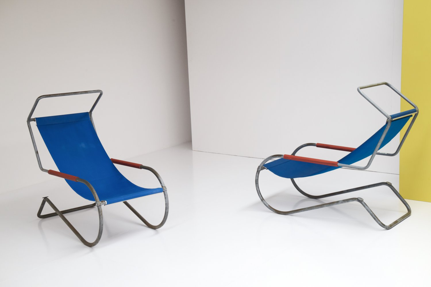 Lido lounge chairs by Fratelli Giudici
