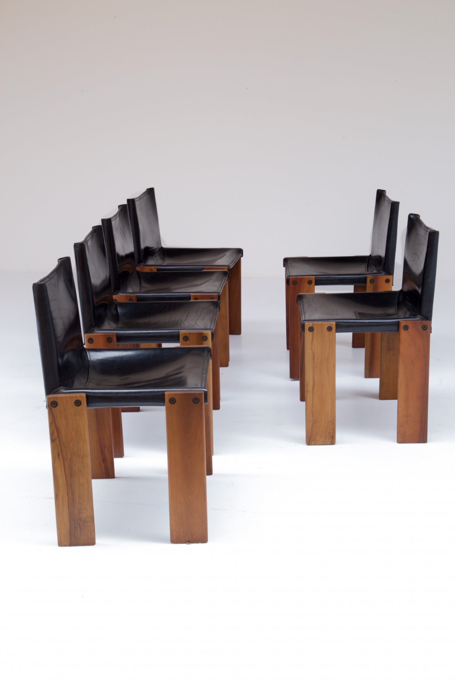 Monk chairs Afra & Tobia Scarpa