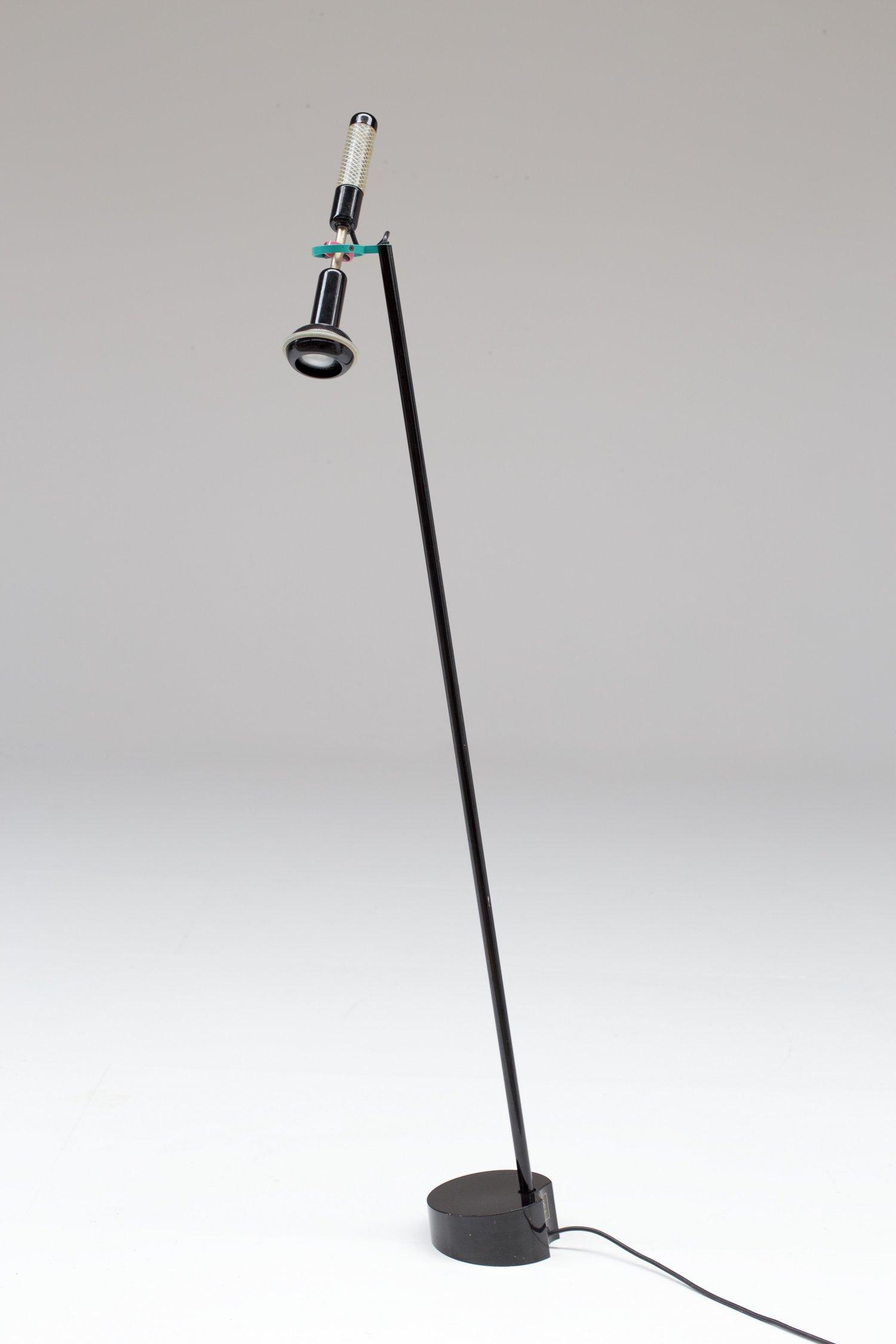 grip lamp by achille castiglioni vanlandschoote. Black Bedroom Furniture Sets. Home Design Ideas