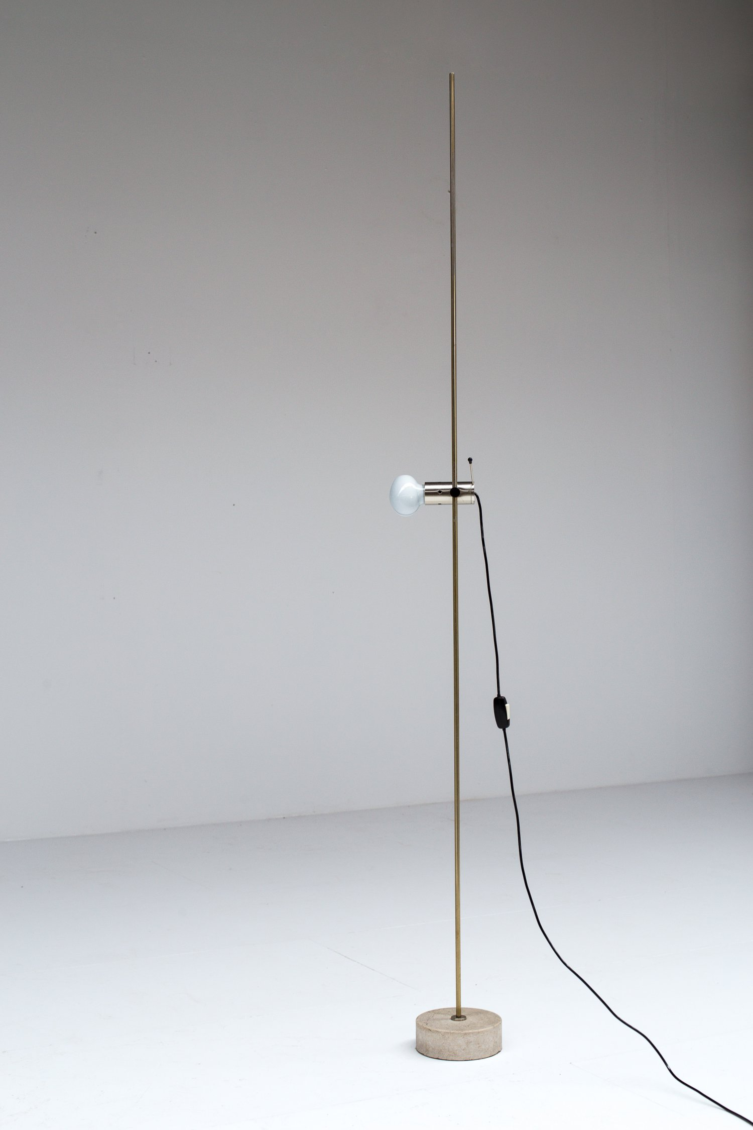 Tito Agnoli floorlamp for Oluce
