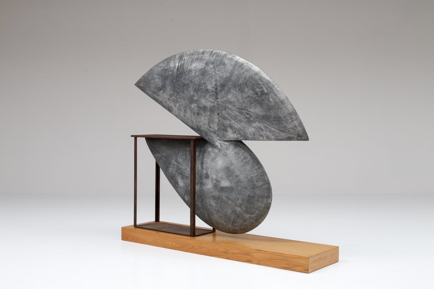 Sculpture by Win Knowlton