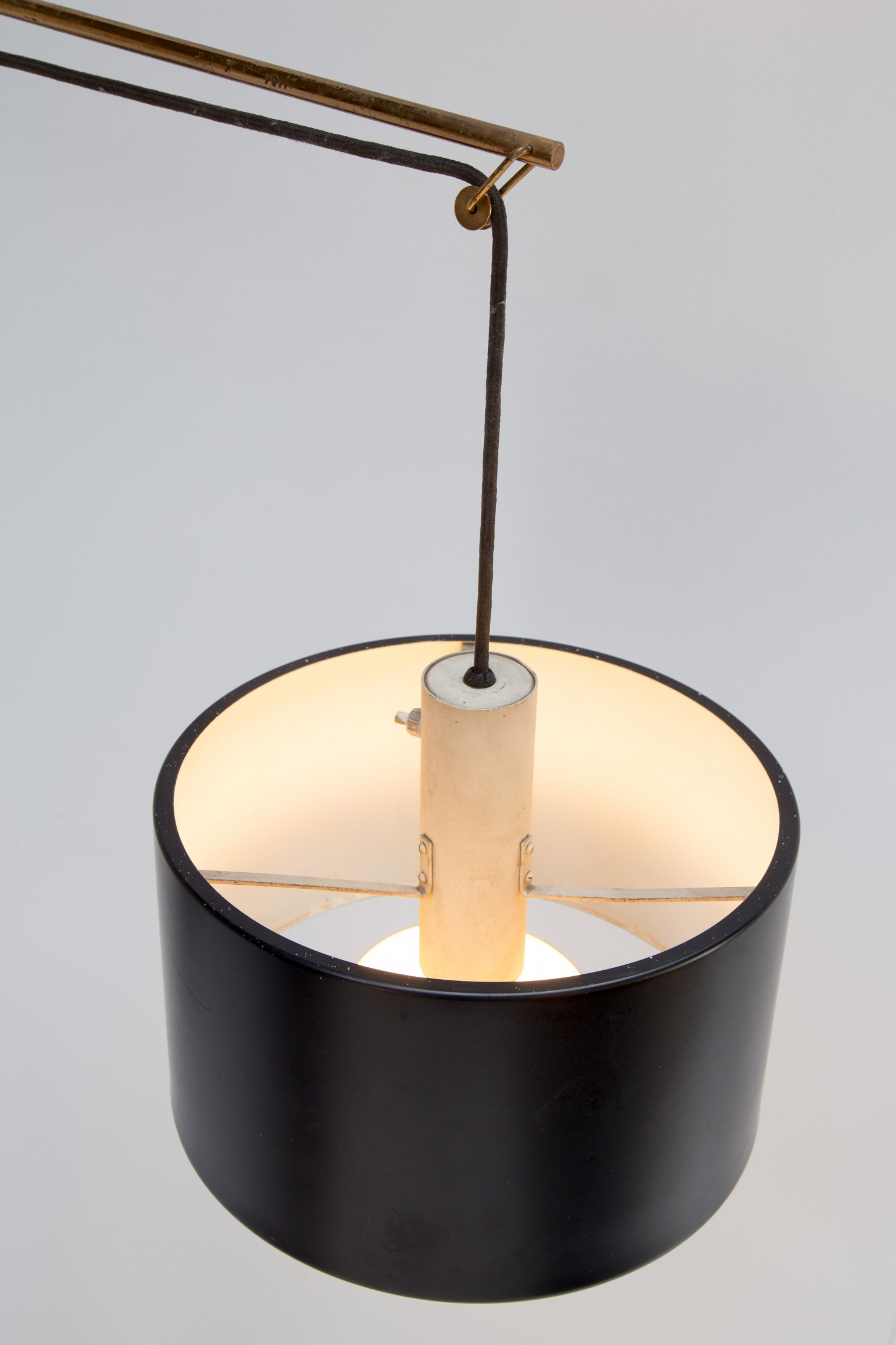Stilnovo wall lamp by Gaetano Sciolari