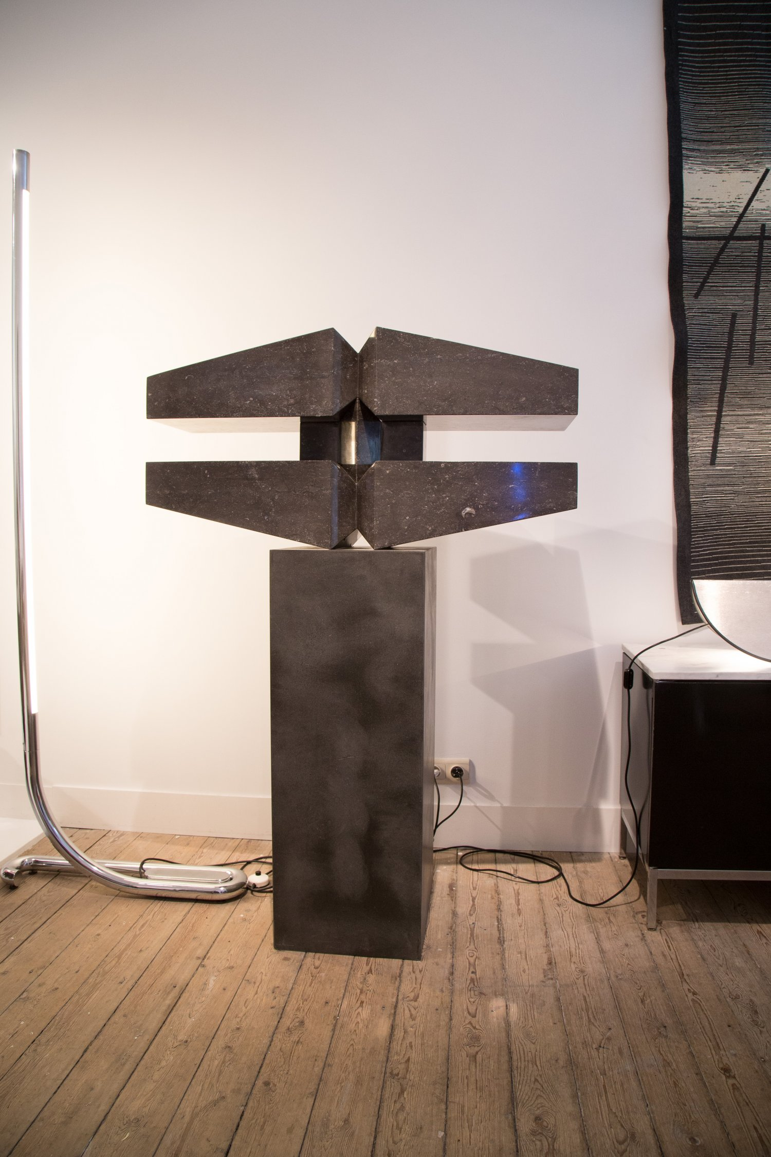 Renaat Ramon sculpture 1978
