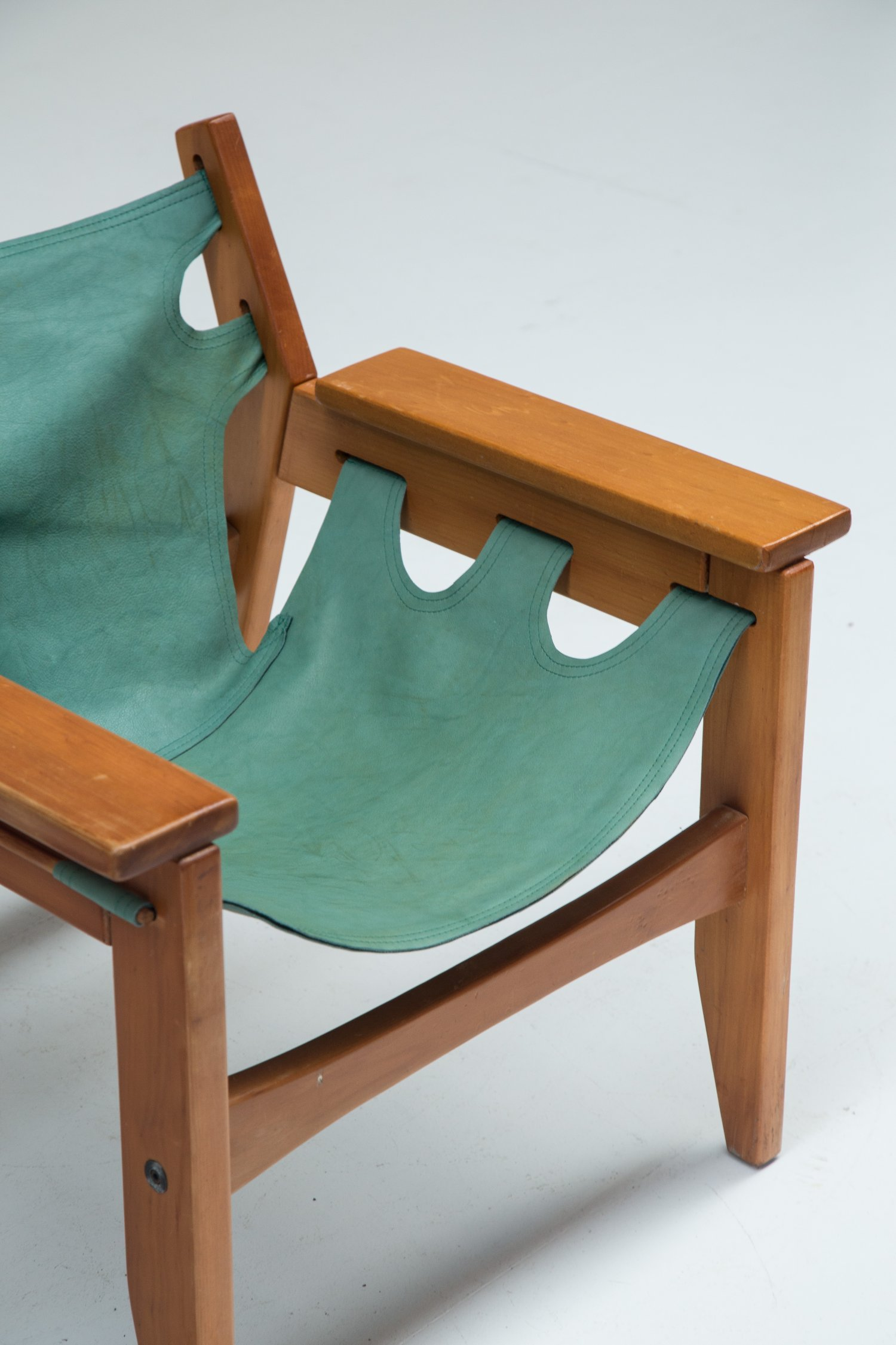 Pair of Sergio Rodrigues 'Killin' chairs