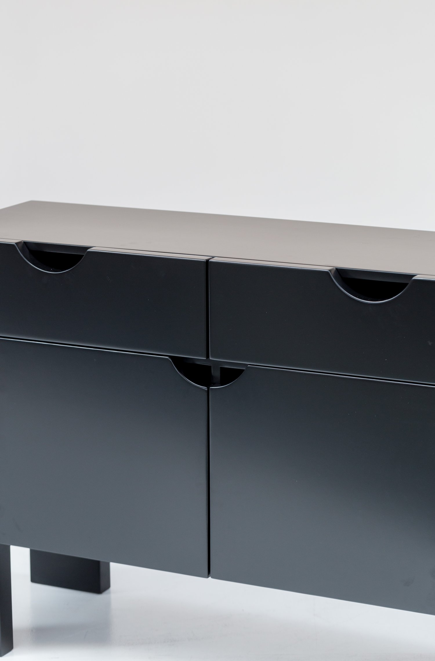 Rare cabinet by Claire Bataille and Paul Ibens for Tspectrum