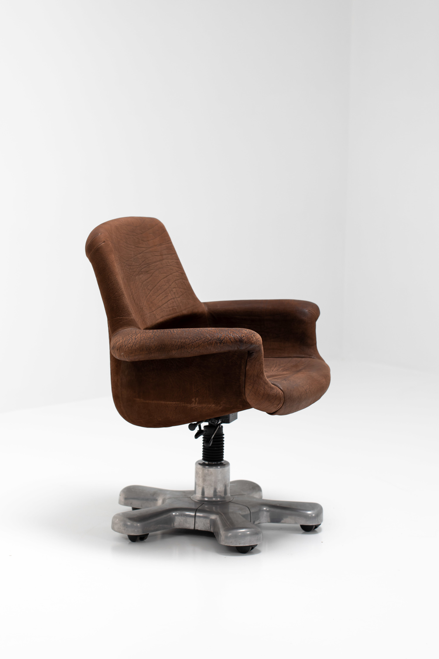 Angelo Mangiarotti office chair