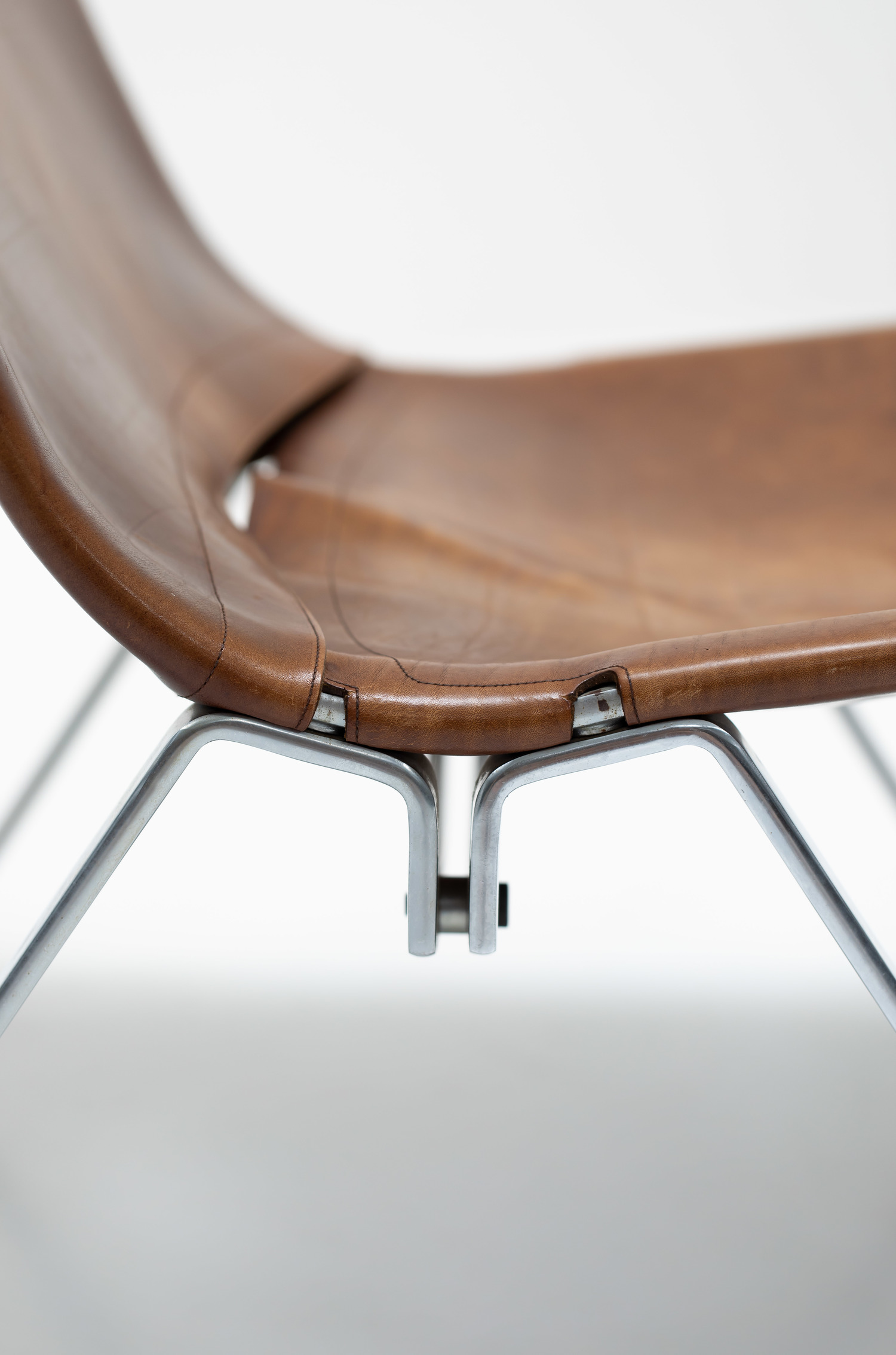 Easy Chair by P. Fabricius and J. Kastholm for Arnold Exclusiv